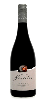 Nautilus Southern Valleys Pinot Noir 2015 Marlborough