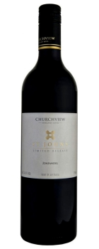 Churchview Estate St. Johns Zinfandel 2019