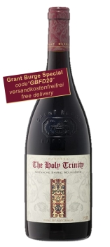 Grant Burge Icon - The Holy Trinity GSM 2013