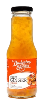 Buderim Sweet Ginger Sauce, 250ml