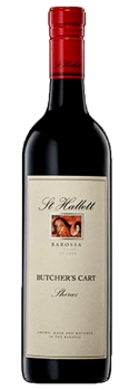 St. Hallett Butcher´s Cart Shiraz 2015