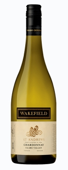 Wakefield St. Andrews Clare Valley Chardonnay 2017