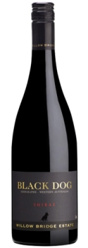 Willow Bridge Black Dog Shiraz 2014