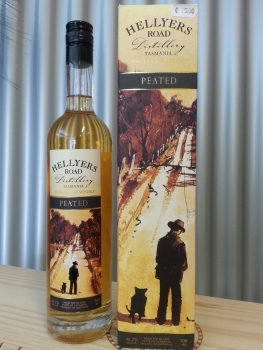 Hellyers Road - Peated, Australischer Whisky