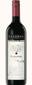 Yalumba Barossa The Scribbler  Cabernet - Shiraz 2012